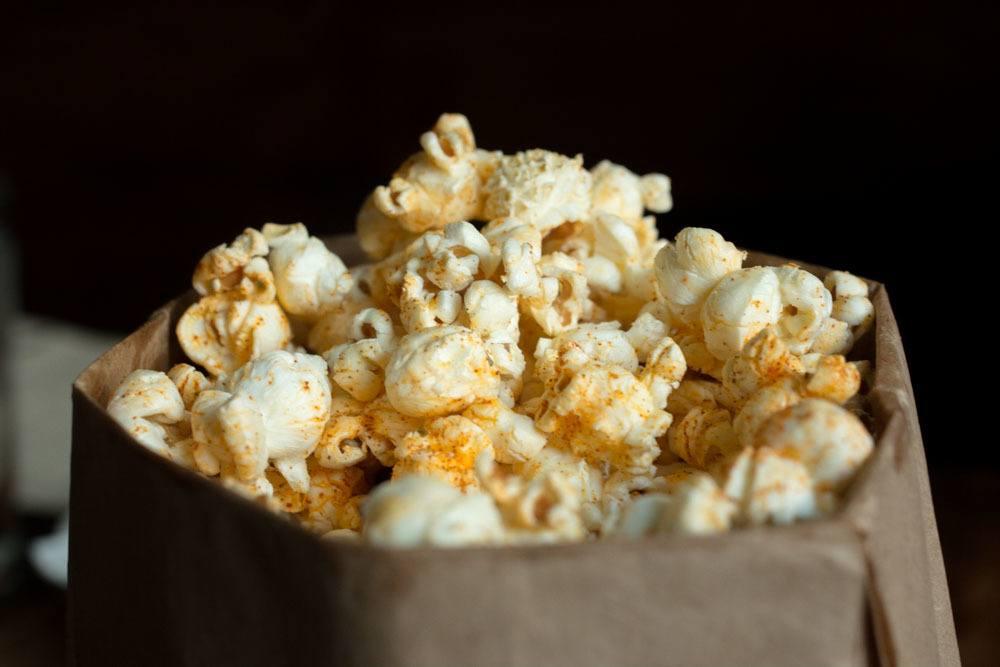 Cajun Popcorn at Khyber Pass in Philadelphia