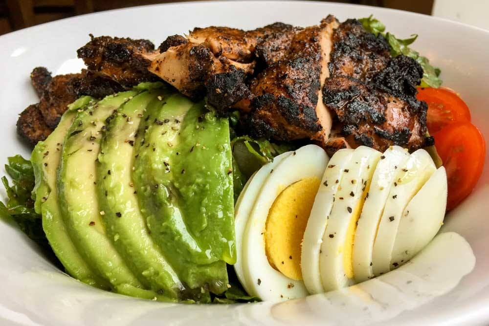 Cobb Salad at On Point Bistro in Philadelphia