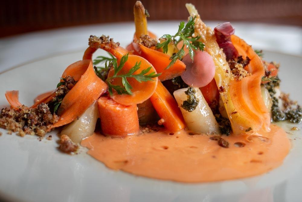 Confit Carrots at Friday Saturday Sunday in Philadelphia
