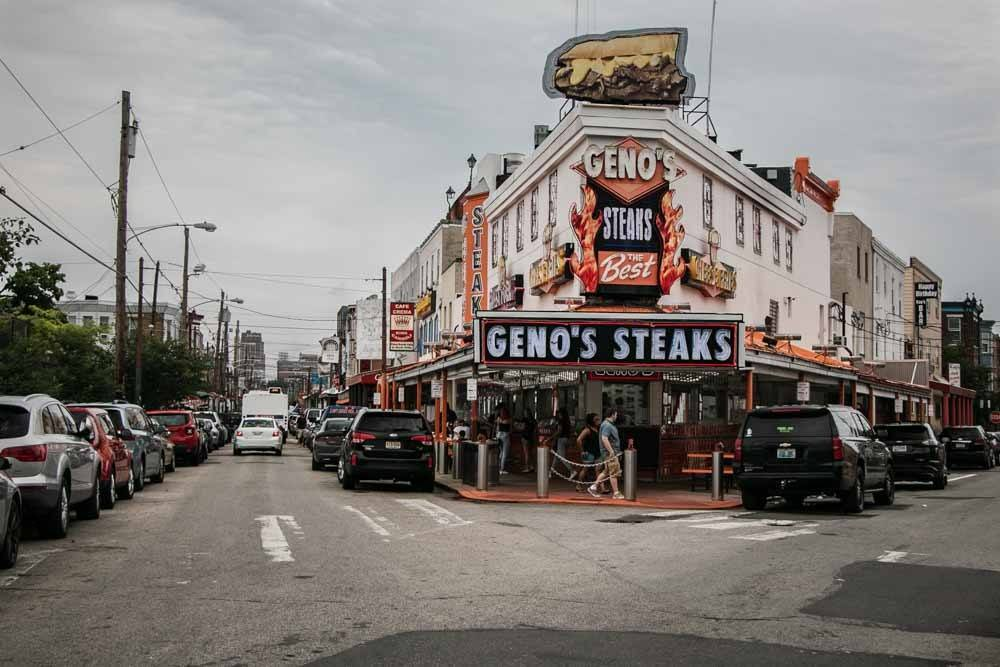 Genos Steaks in Philadelphia