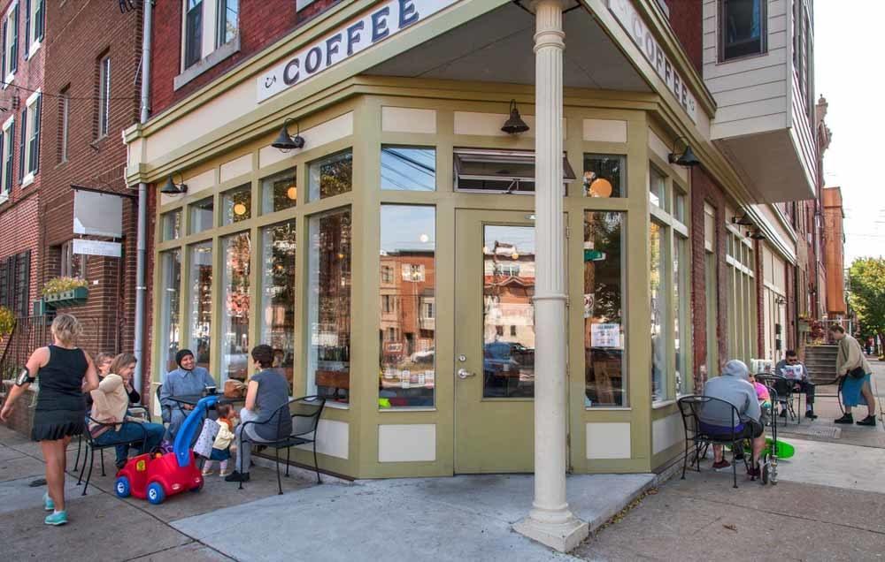 Shot Tower Coffee in Philadelphia