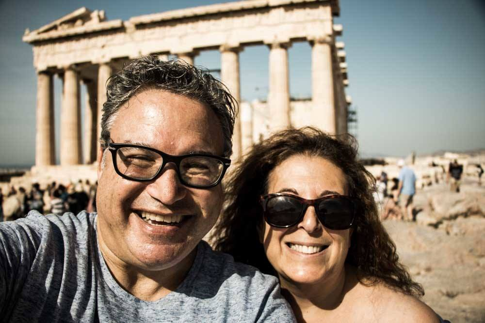 What It's Like to Stay at the Herodion Hotel in Athens Greece