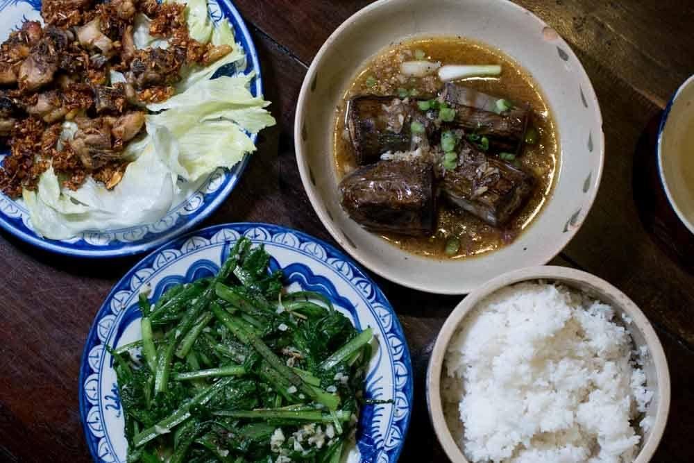 Bep Hen in Da Nang Vietnam