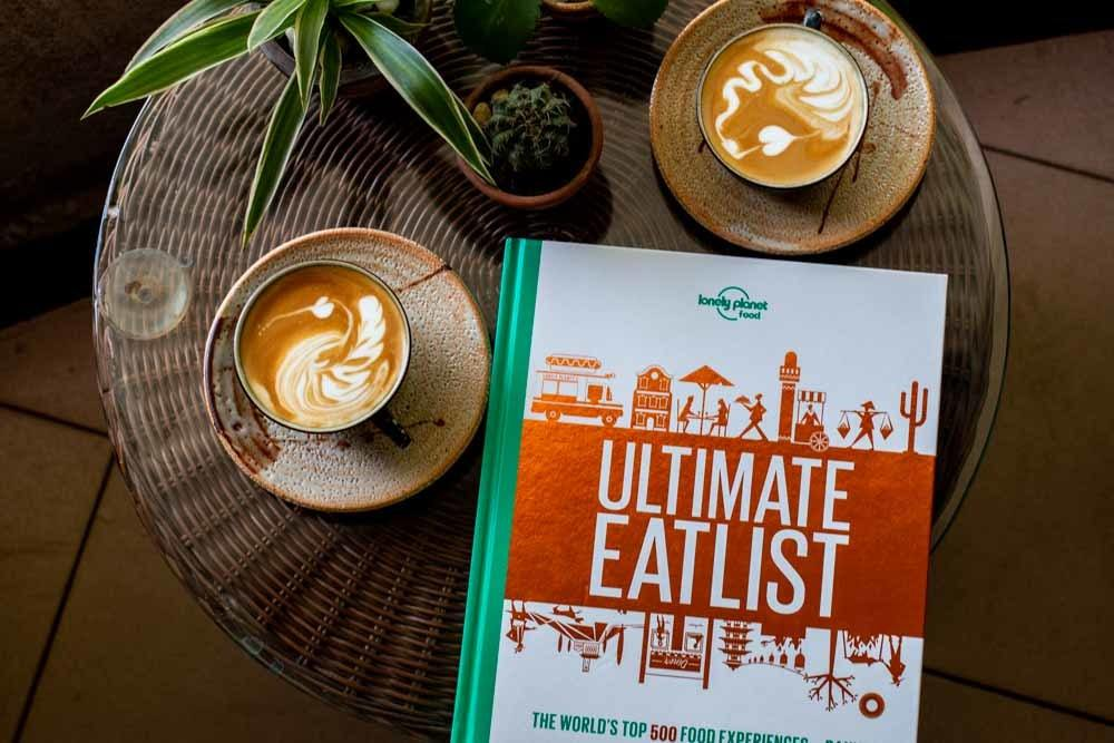 Lonely Planet's Ultimate Eatlist with Coffee