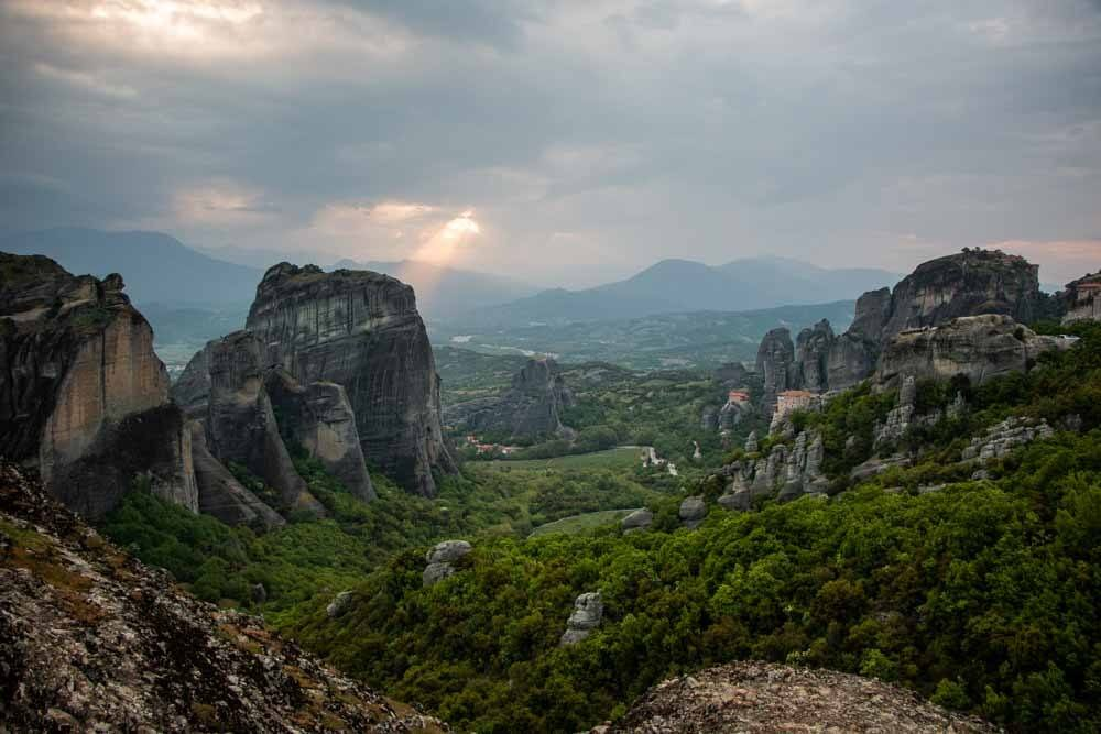 Where to Eat in Meteora