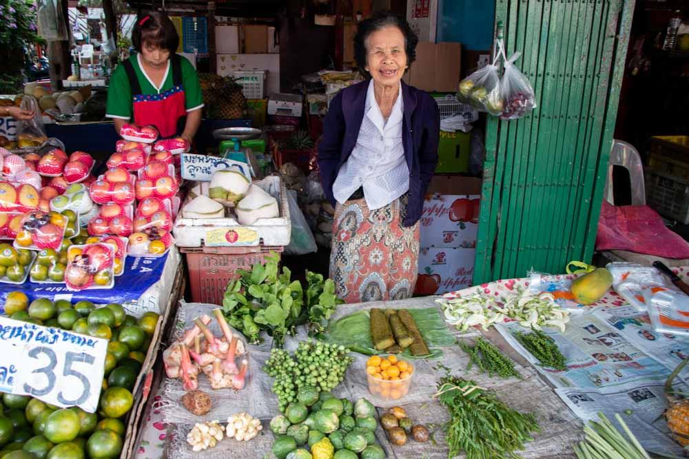 Chiang Mai Market Tour