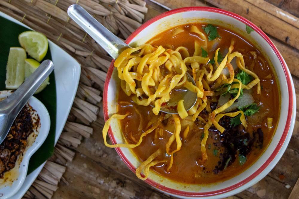 Love Chiang Mai Cooking Class - Khao Soi