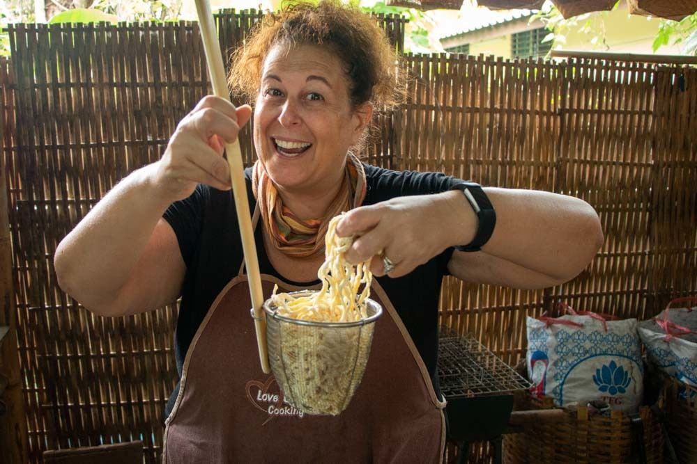 Love Chiang Mai Cooking Class - Noodles