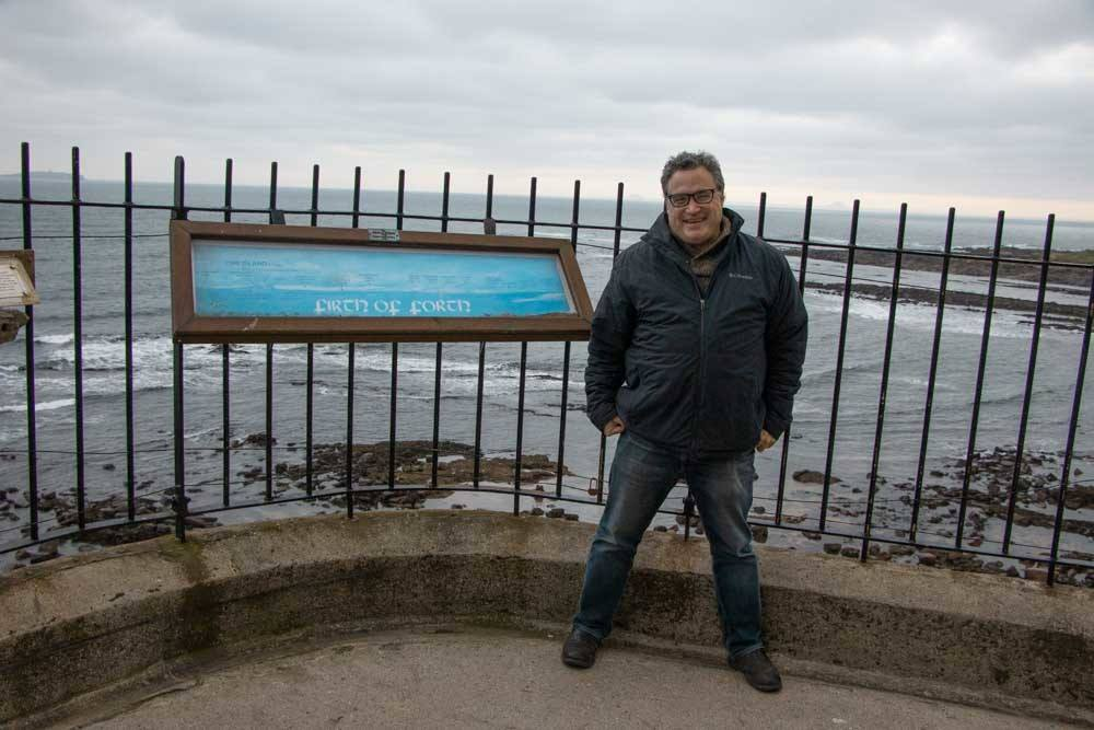 Daryl in Fife Scotland