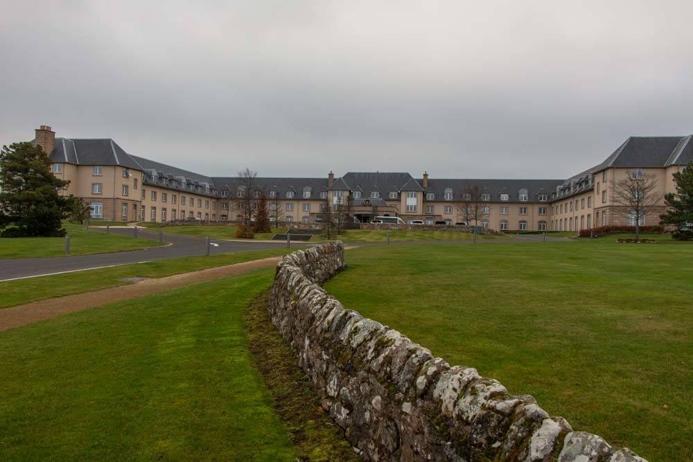 Farimont St. Andrews Grounds in Fife Scotland