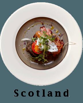 Scotland Plate