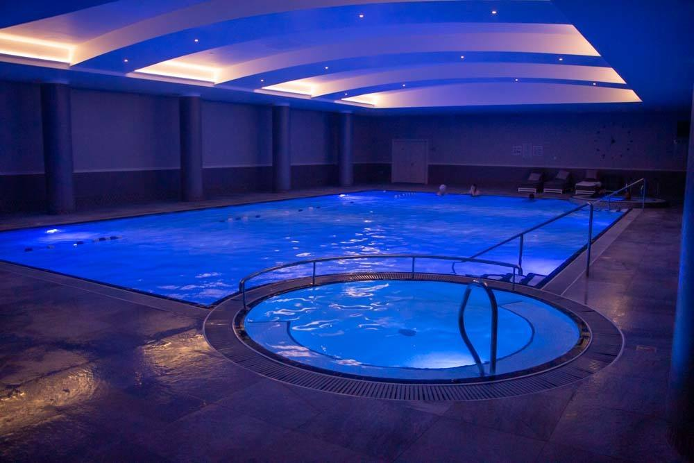 Spa at Fairmont St. Andrews in Fife Scotland