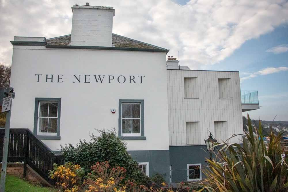 The Newport in Fife Scotland