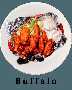 Buffalo Plate