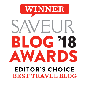 2018 Saveur Winners Badge