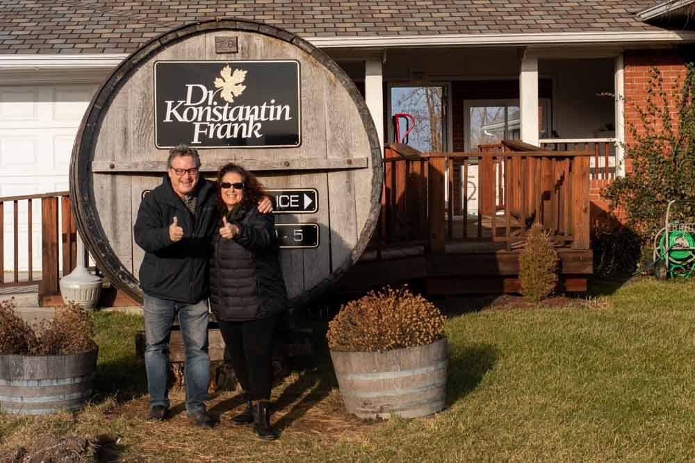 2foodtrippers on the Finger Lakes Wine Trail