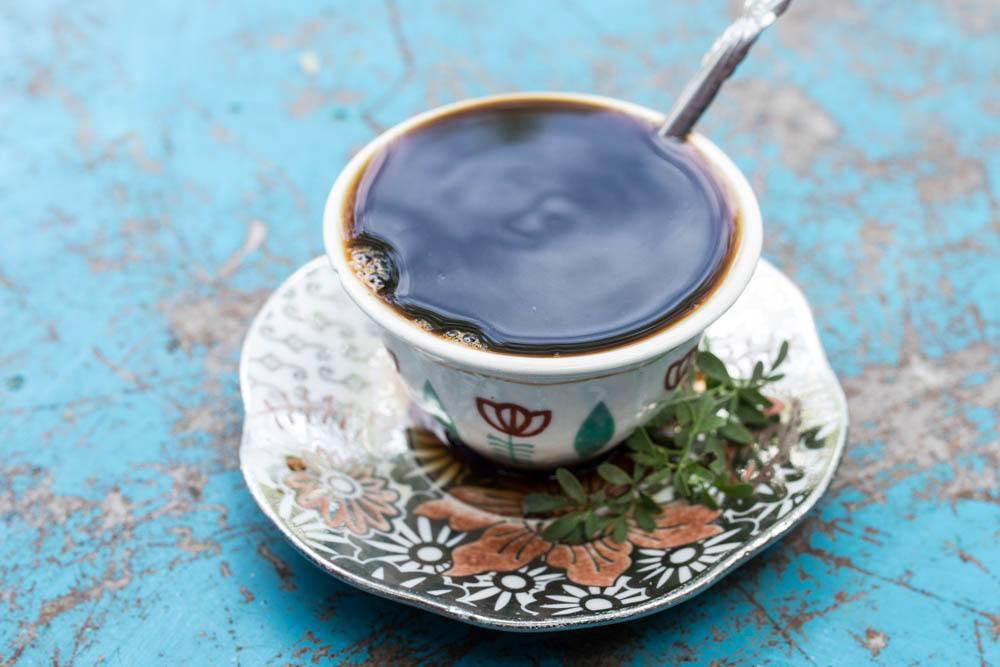 Ethiopian Food - Ethiopian Coffee