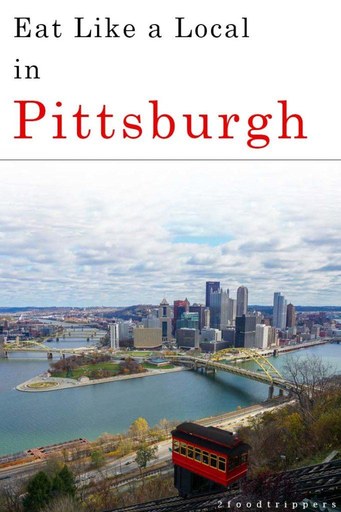 Pittsburgh Like a Local Pin