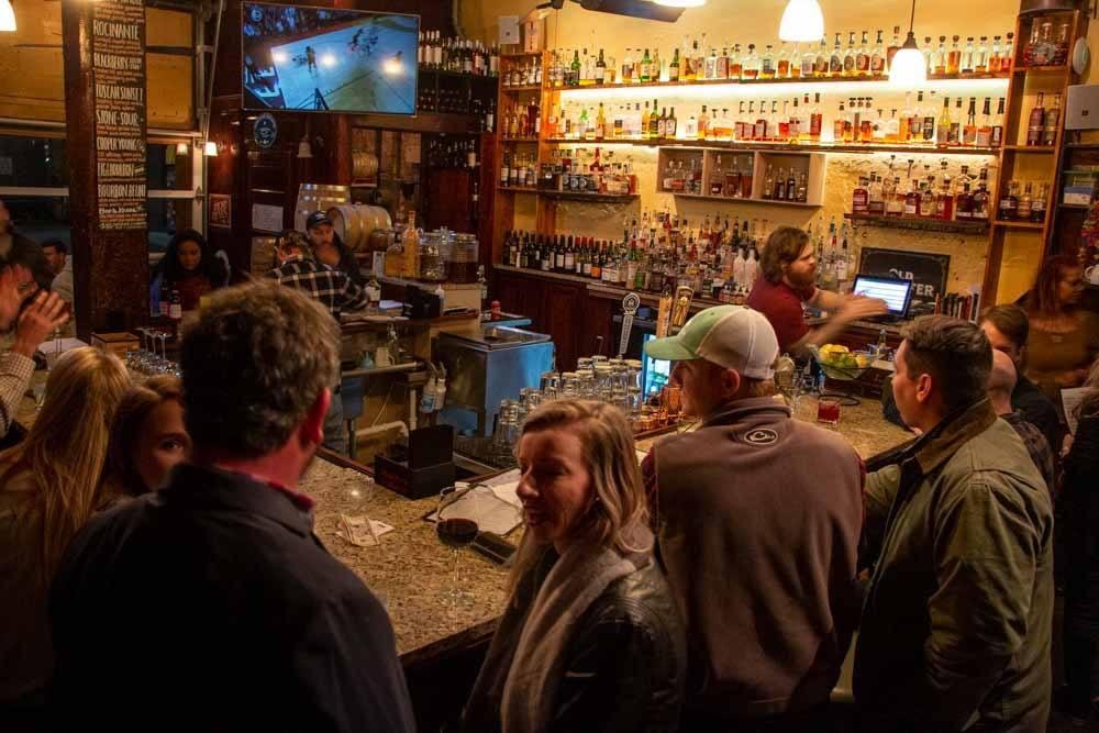 Belle Tavern in Memphis