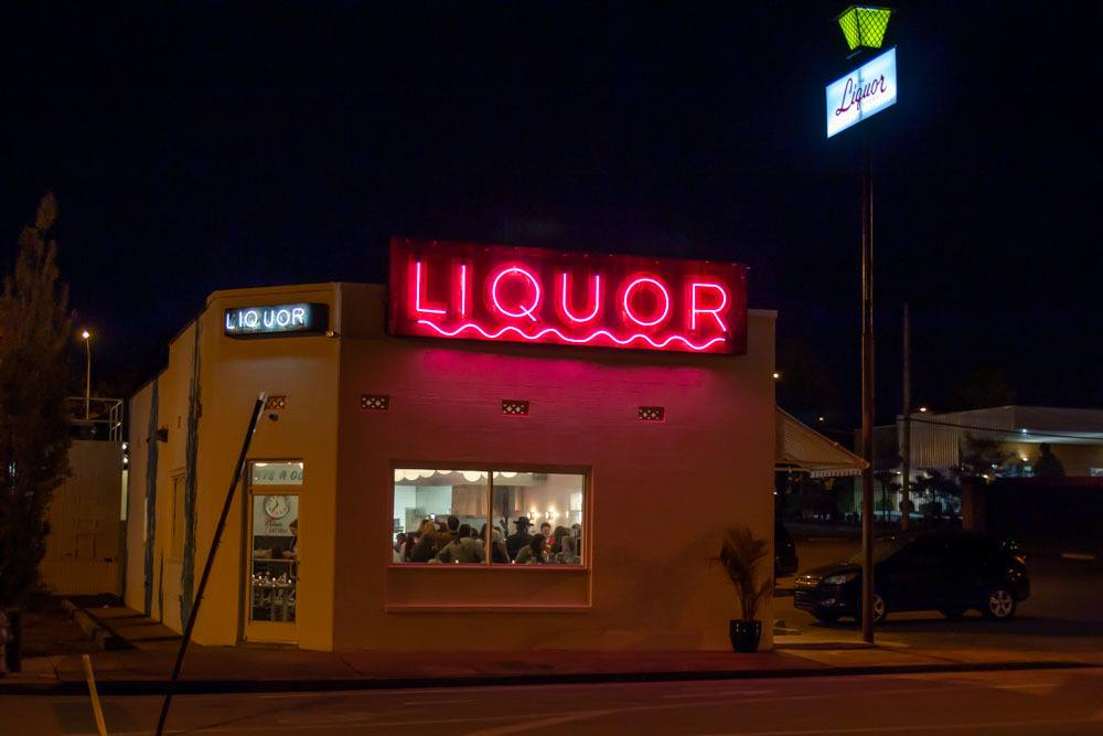 The Liquor Store in Memphis