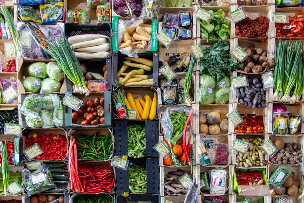 More Vegetables at Lisbon Market