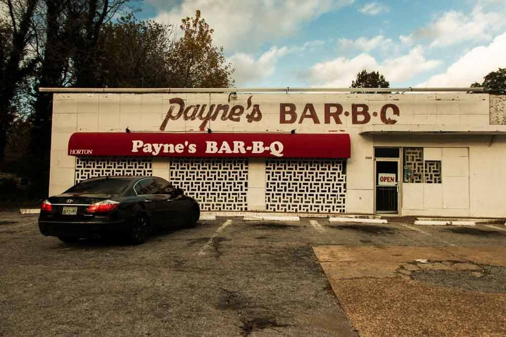 Paynes Barbecue in Memphis