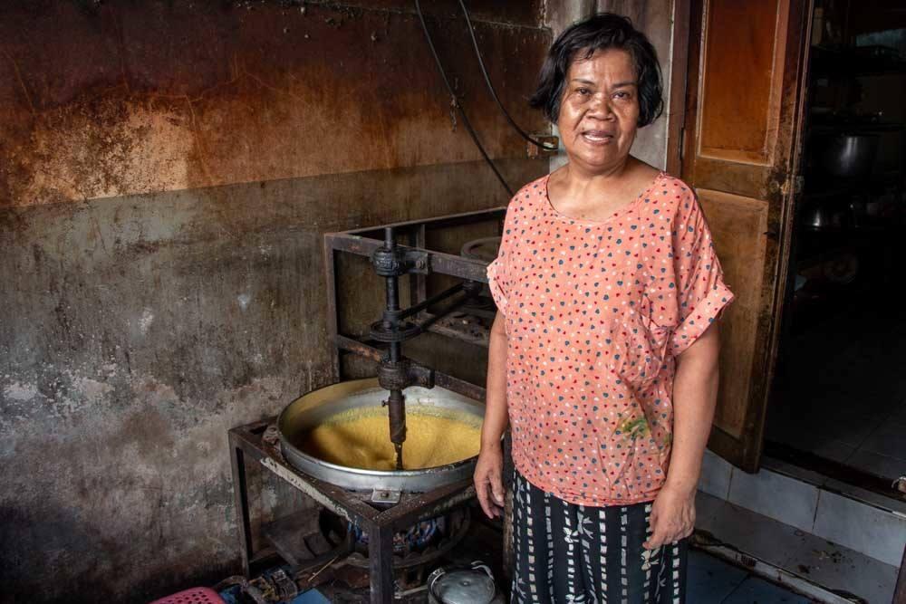 Khun Pa Joy in Bangkok Thailand