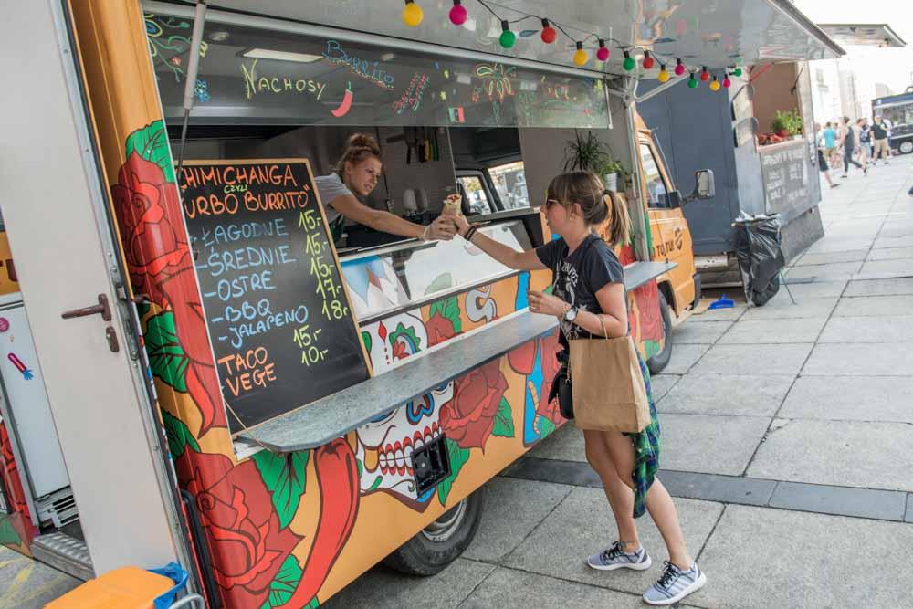 Los Angeles Food truck