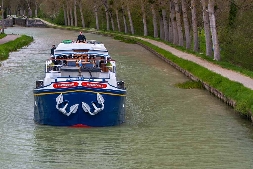 Canal Barging with European Waterways
