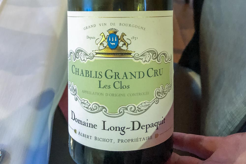 Chablis on European Waterways Barge Cruise