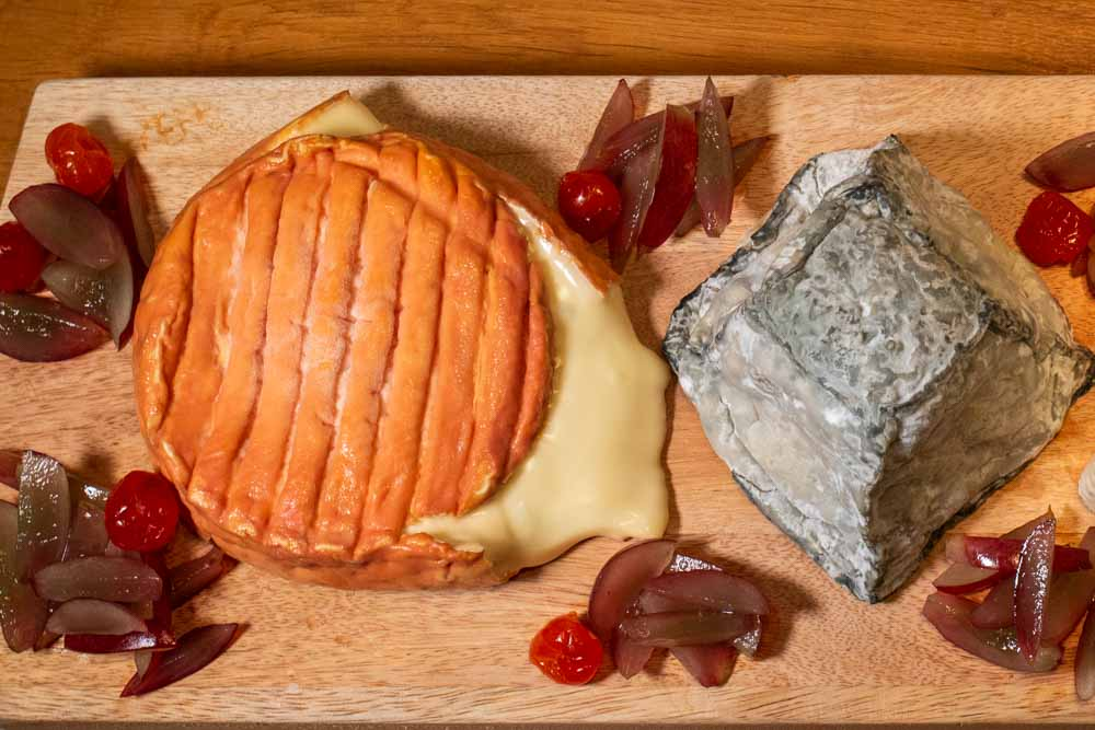 Cheese Course on European Waterways Barge Cruise
