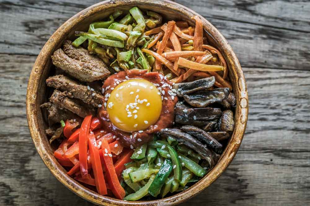 Where to Eat in Seoul - Bibimbap