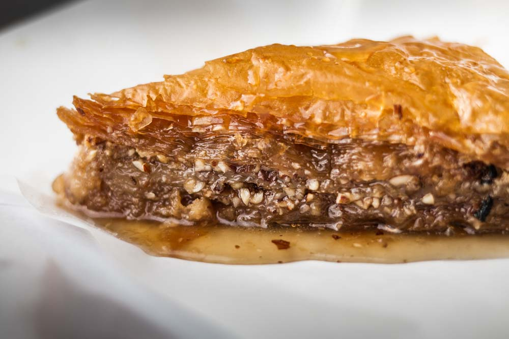 What To Eat in Greece - Baklava