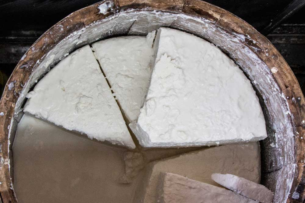 What To Eat in Greece - Feta Cheese