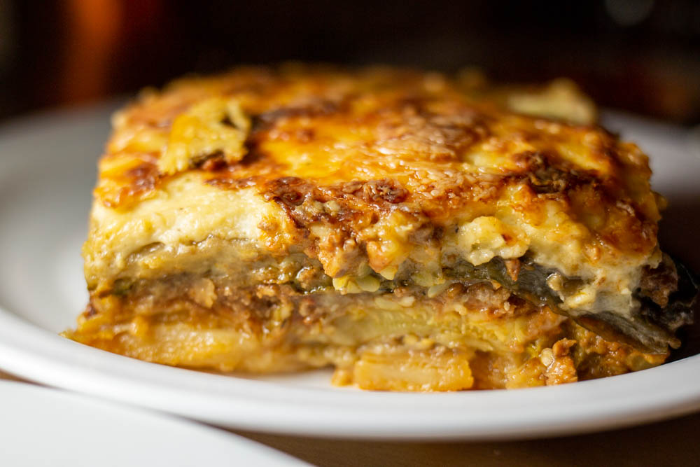 What To Eat in Greece - Moussaka