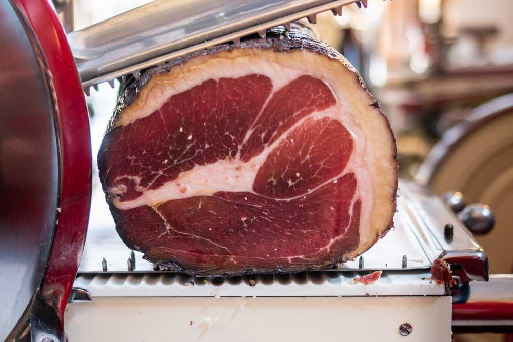 Cured Meat at Trattoria Pane e Vino