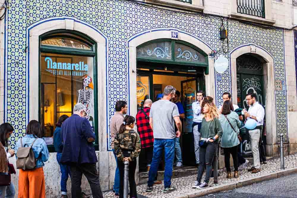 The Best Ice Cream in Lisbon