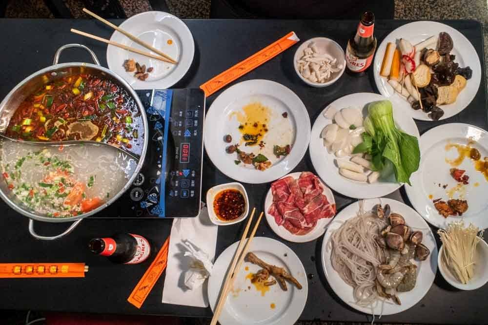 Sichuan Feast at Chongqing Hotpot at Lisbon Restaurants