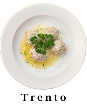 Trento Plate