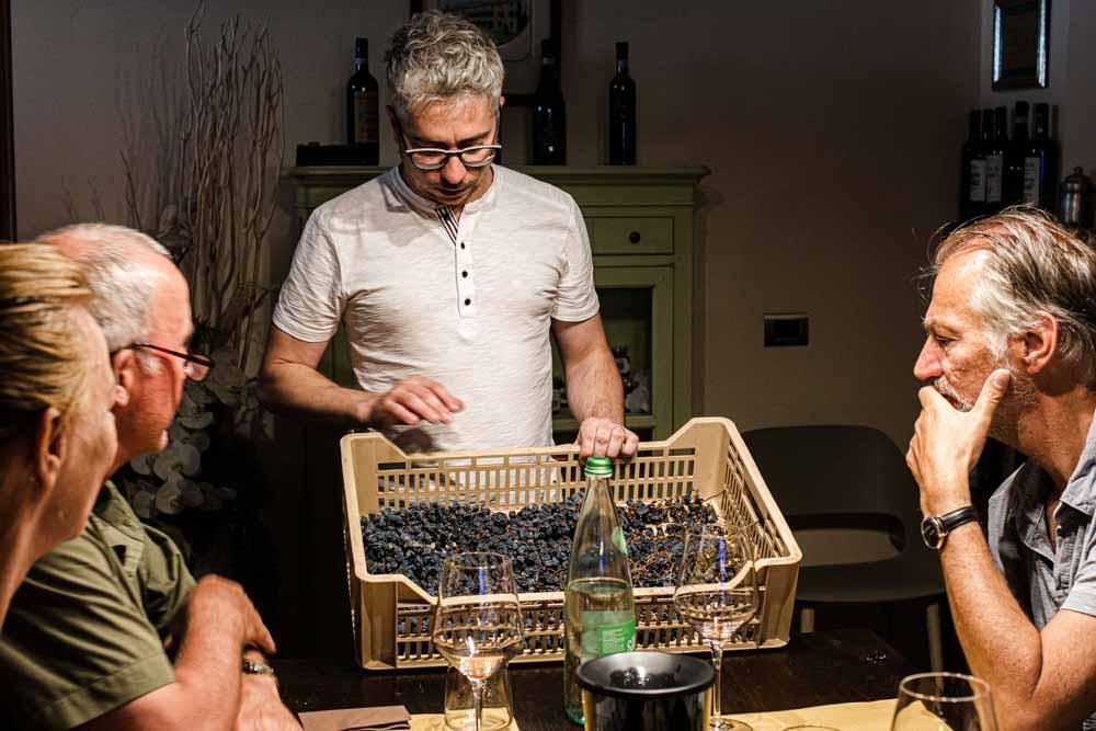 Wine Tasting at Azienda Agricola Spada in Valpolicella Italy