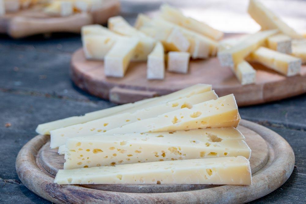 Cheese Tasting in Trentino