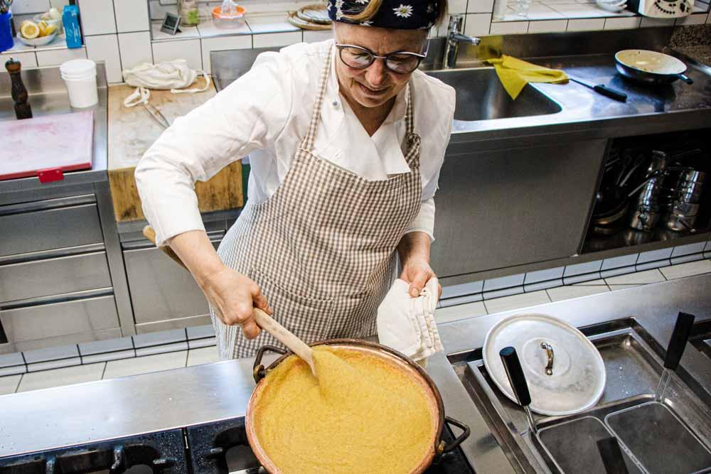 Chef at Locanda Alpina in Trentino