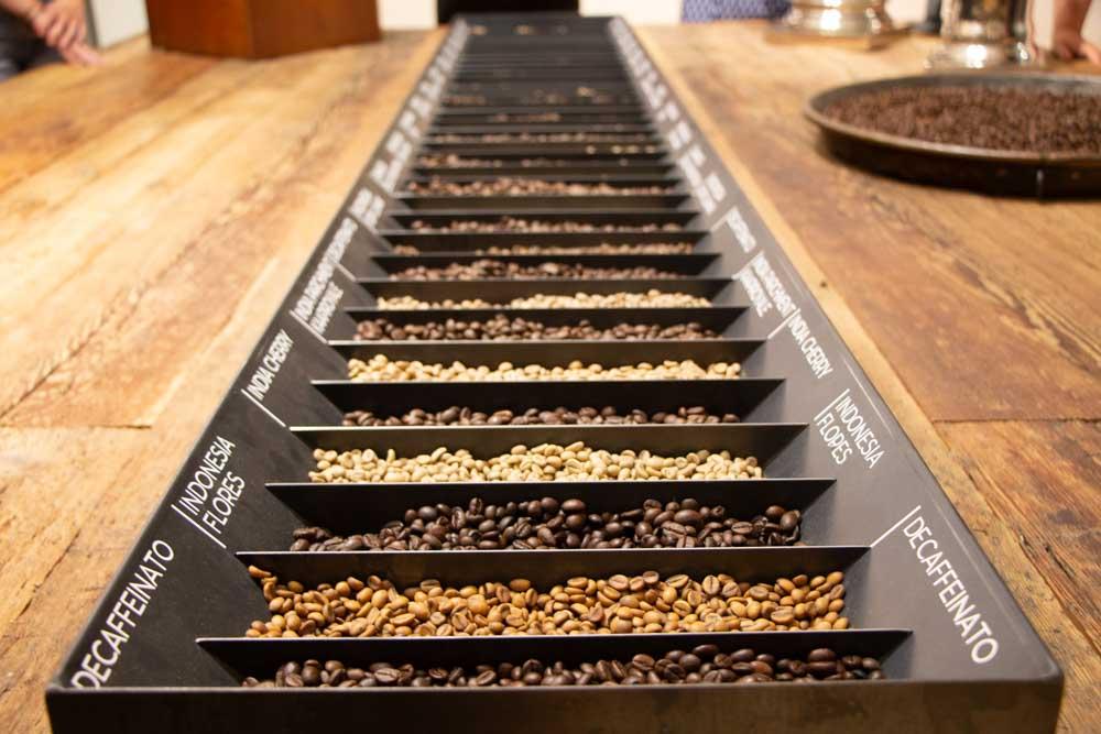 Coffee Tour at Collezione Bontadi in Trentino