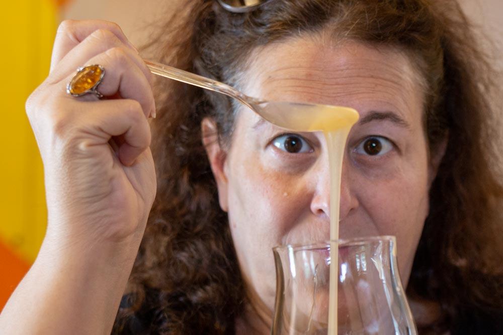 Honey Tasting at Mieli Thun in Trentino