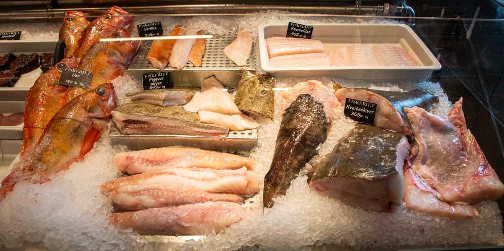 Norway Food - Fish