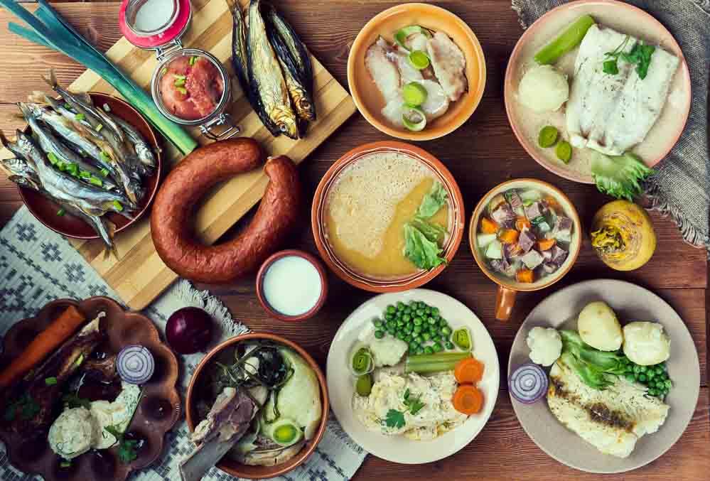 12 Norwegian Food Favorites Revealed