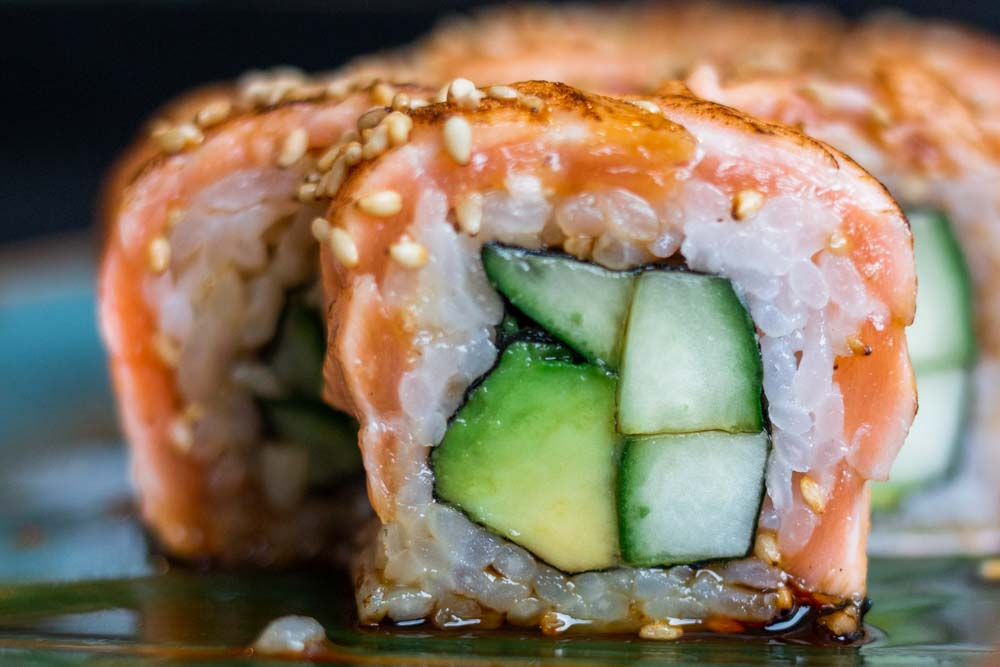 Norway Food - Sushi Roll