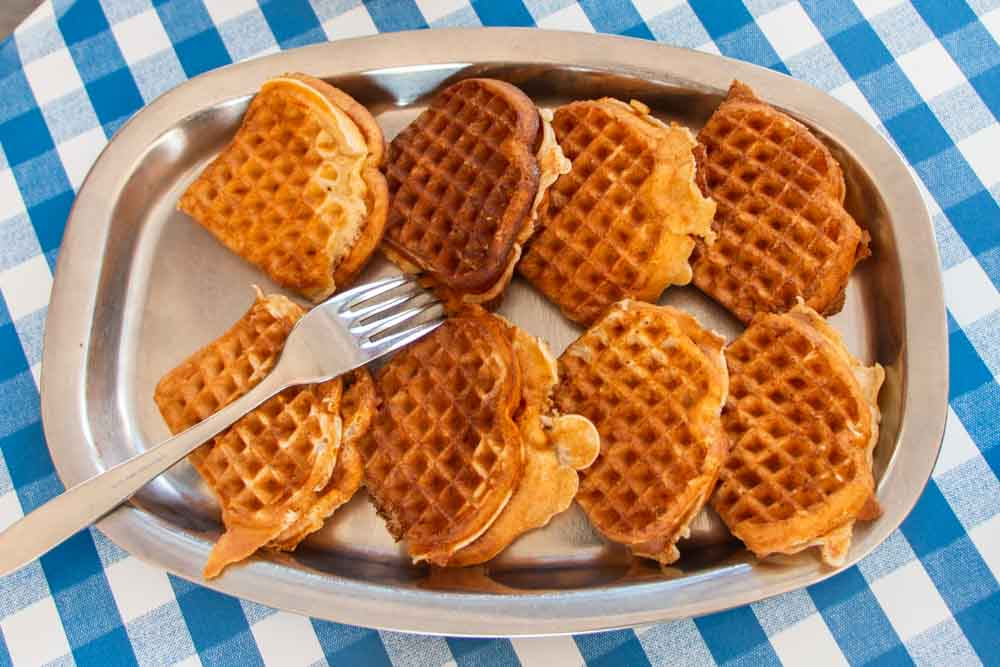 Norway Food - Vafles - Waffles