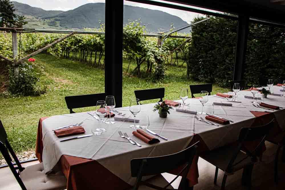 Ristorante Locanda Camorz in Trentino