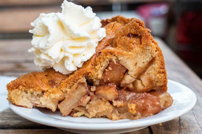 Apple Pie at Winkel 43 in Amsterdam